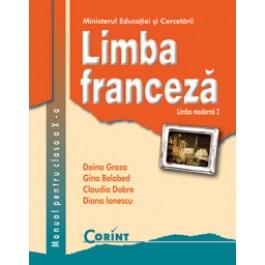 Limba franceză L2 - Manual pentru clasa a X-a