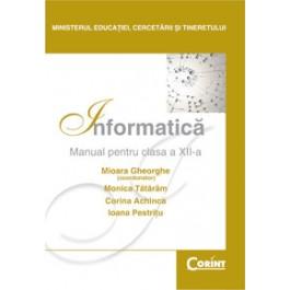 Informatică - Manual pentru clasa a XII-a