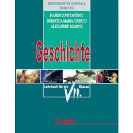 Istorie (lb.germană) - Manual pentru clasa a VII-a