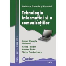 Tehnologia informaţiei şi comunicaţiilor -Manual pentru clasa  a IX-a