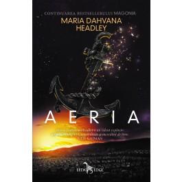 Aeria (volumul II din seria Magonia)
