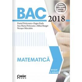 Bacalaureat 2018 - Matematică