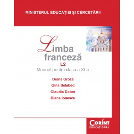 Limba franceză L2 / Groza - Manual pentru clasa a XI-a