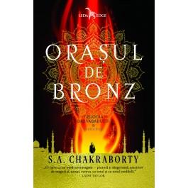 Orașul de bronz (cartea întâi din Trilogia Daevabadului)