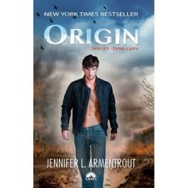 Origin (cartea a patra din seria Lux)
