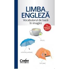 Limba engleză - Vocabularul de bază în imagini