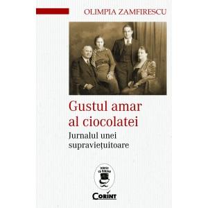 Gustul amar al ciocolatei. Jurnalul unei supraviețuitoare