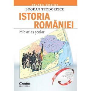 Istoria României. Mic atlas şcolar