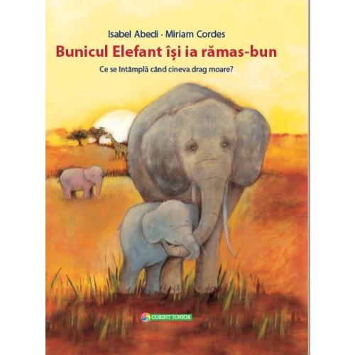 Bunicul Elefant îşi ia rămas-bun