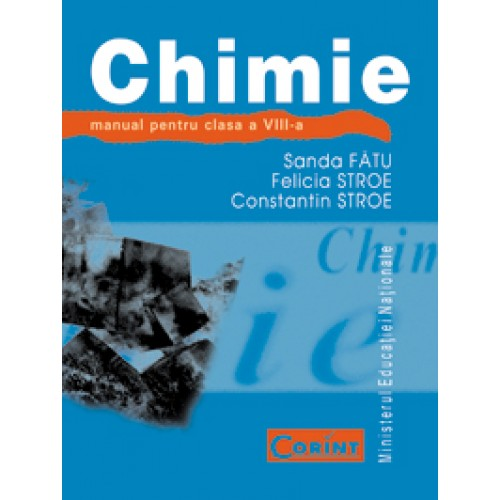 Chimie - Manual pentru clasa a VIII-a