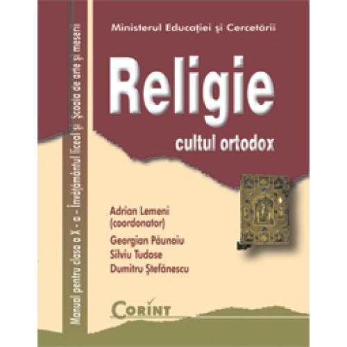 Religie / liceu şi SAM - Manual pentru clasa a X-a