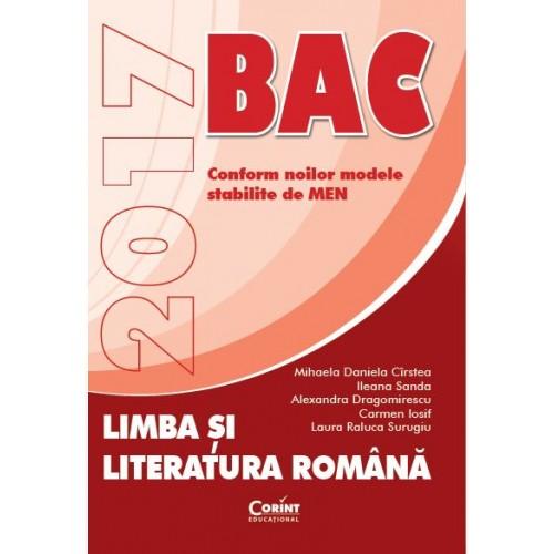 Bacalaureat 2017 - Limba şi literatura română