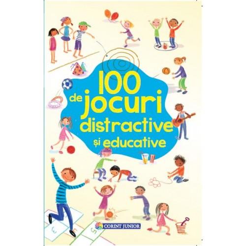 100 de jocuri distractive şi educative