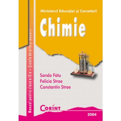 Chimie / SAM - Manual pentru clasa a IX-a