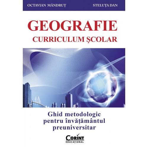 Geografie - curriculum scolar
