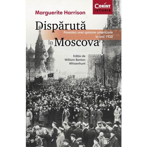 Disparută în Moscova