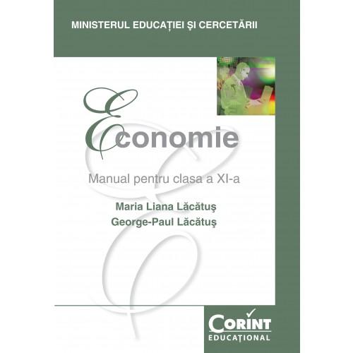 Economie - Manual pentru clasa a XI-a