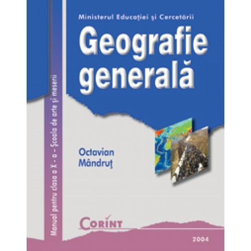 Geografie / SAM - Manual pentru clasa a X-a