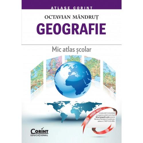 Geografie. Mic atlas şcolar