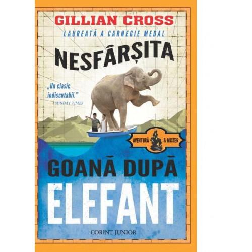 Nesfârşita goană după elefant