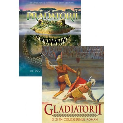 Pachet Gladiatori + Pradatorii