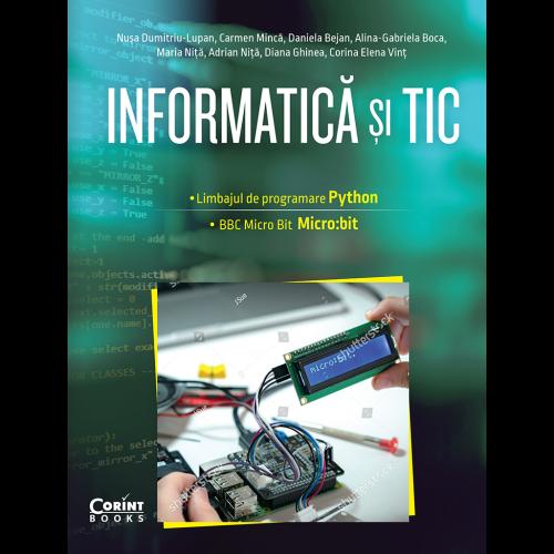 Informatică și TIC clasa a VII-a. Python și Micro:bit