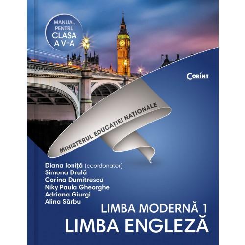 Limba engleză L1 - Manual pentru clasa a V-a