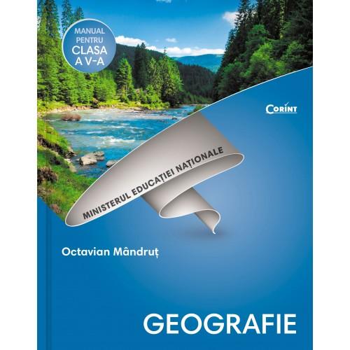 Geografie - Manual pentru clasa a V-a