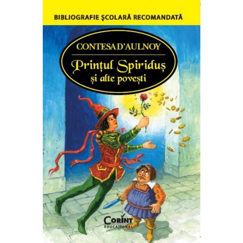 Prinţul Spiriduş şi alte poveşti