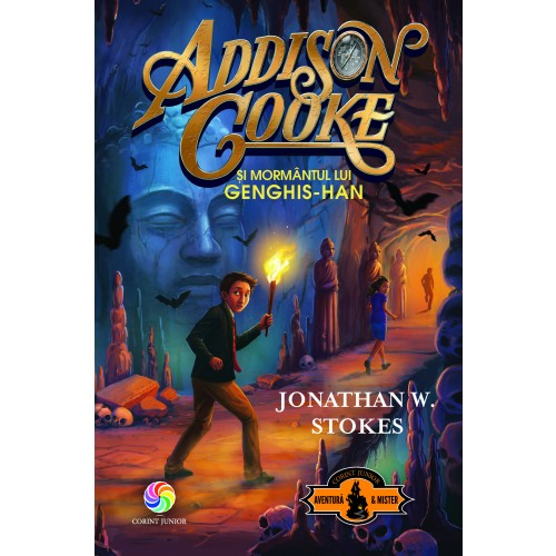 Addison Cooke și mormântul lui Genghis-Han