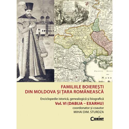 Famillie boierești din Moldova și Țara Românească