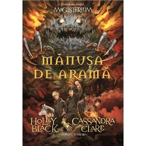 Mănuşa de aramă (vol.2 din seria Magisterium)