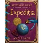 Expeditia (Septimus Heap, cartea a 4-a)