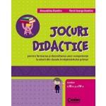 JOCURI DIDACTICE pentru formarea si dezvoltarea unor competente la elevii din clasele invatamantului primar (clasele a III-a si a IV-a)
