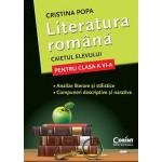 LITERATURA ROMANA. CAIETUL ELEVULUI PENTRU CLASA A VI-A
