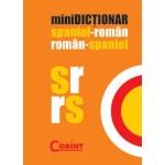 miniDICTIONAR SPANIOL-ROMAN, ROMAN-SPANIOL