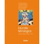 Educaţie tehnologică / Bunaciu - Manual pentru clasa a VI-a