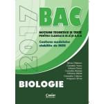 Bacalaureat 2017 - Biologie. Notiuni teoretice si teste pentru clasele a IX-a si a X-a