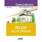 Religie. Cultul Ortodox - Caietul elevului clasa I, semestrul al II-lea