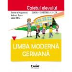 Limba germană. Caietul elevului clasa I, semestrul al II-lea