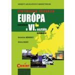 Geografia continentelor (lb.maghiară) - Manual pentru clasa a VI-a