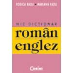 MIC DICTIONAR ROMAN-ENGLEZ