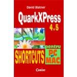 QUARKXPRESS 4 SI 5 SHORTCUTS