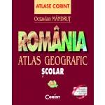 Romania. Atlas geografic scolar