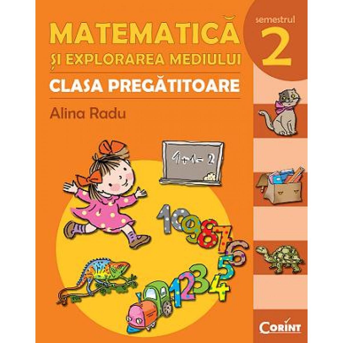 Matematica Si Explorarea Mediului Cls 2: MATEMATICA SI EXPLORAREA MEDIULUI