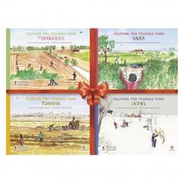 Pachet Călătorie prin tradițiile Chinei (4 vol.)