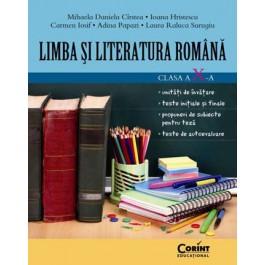 LIMBA SI LITERATURA ROMANA CLS. A X-A