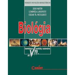 Biologie (lb.maghiară) - Manual pentru clasa a VII-a