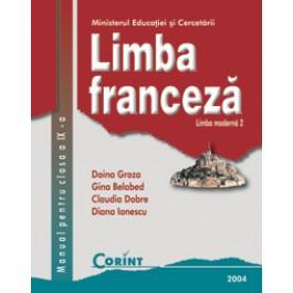 Limba franceză L2 - Manual pentru clasa a IX-a