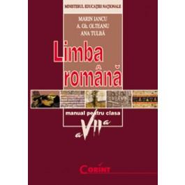 Limba română - Manual pentru clasa a VII-a